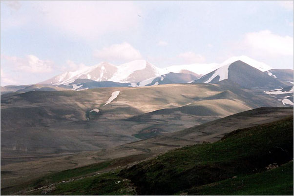 South Iran 2002 - expedition